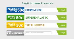 sisal bonus