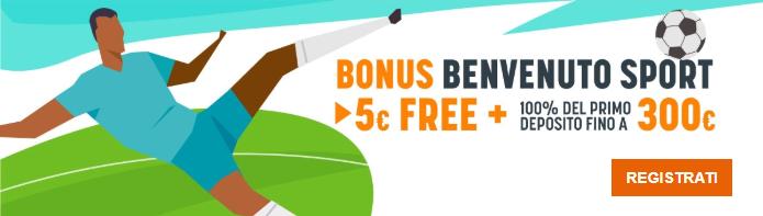 bonus snai 305